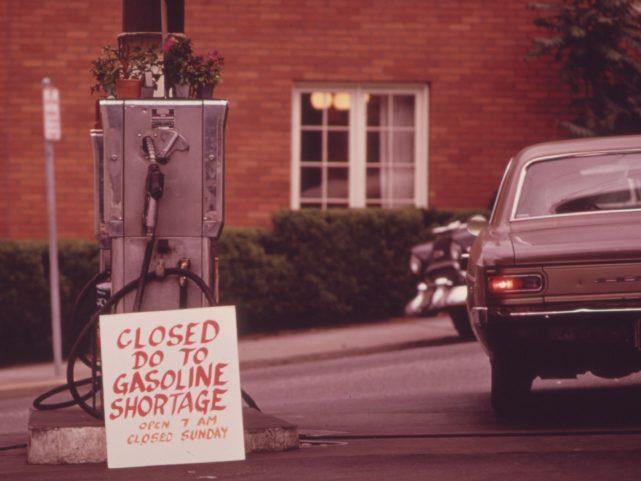 بحران نفت آمریکا