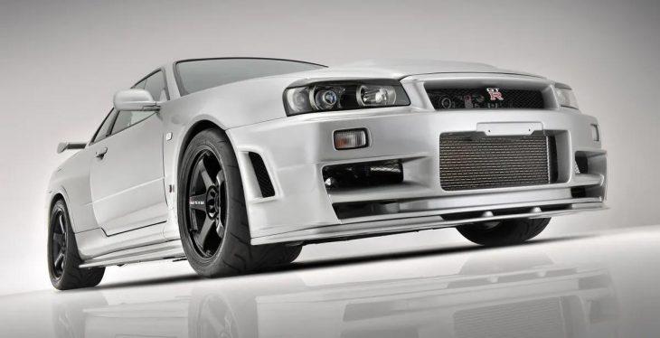 نیسان R34 GTR