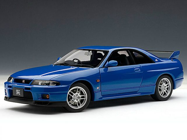 نیسان GTR lm limited