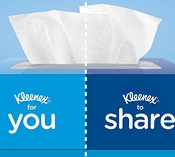 share-care-kleenex-banner