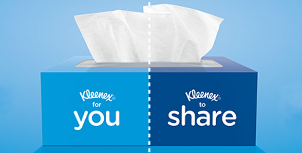 share-care-kleenex-banner