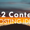 ۴۲ content posting idea