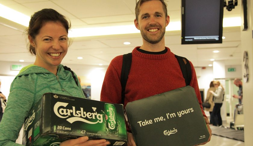if Carlsberg did cases