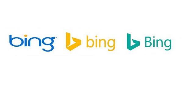 bing new logo