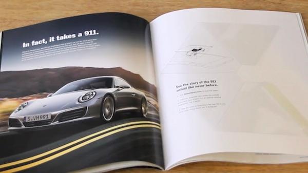 2-Porsche-Print-Ad-911-Car-Hologram