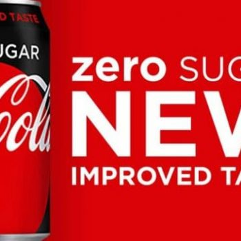 CocaColaZeroSugar