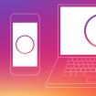 استوری اینستاگرام در نسخه وب