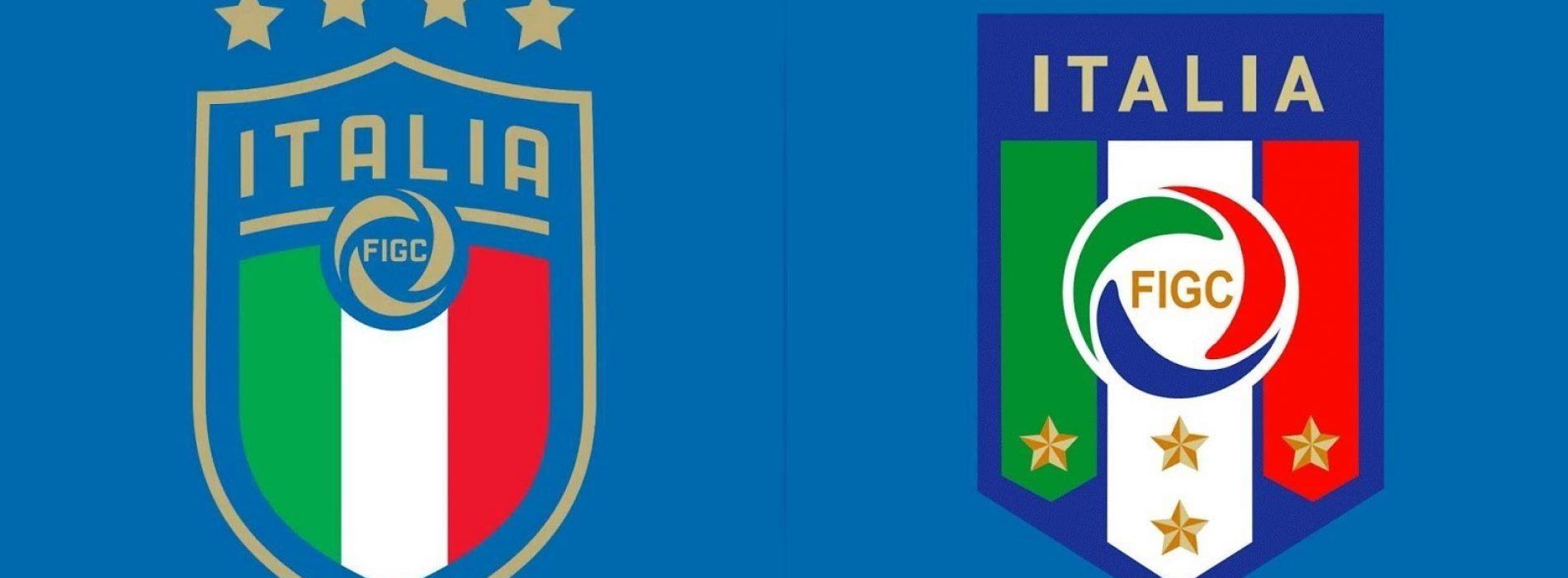 لوگوی جدید تیم ملی ایتالیا