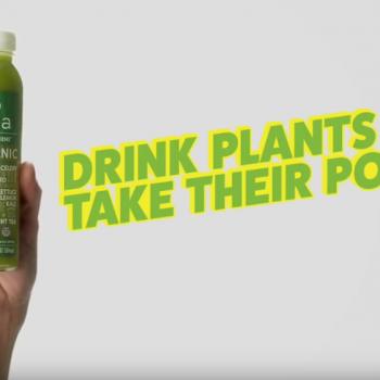 Suja Organic Drink Plants, Take Their Power