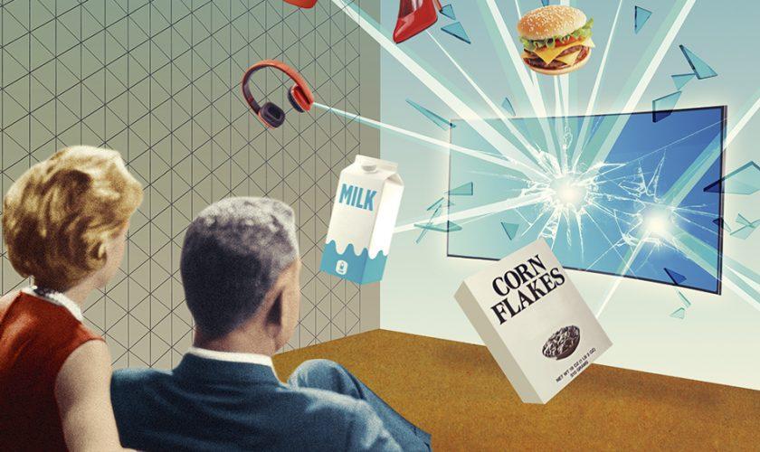 آسیب شناسی تبلیغات ماهوارهای و تاثیرات آن بر برند