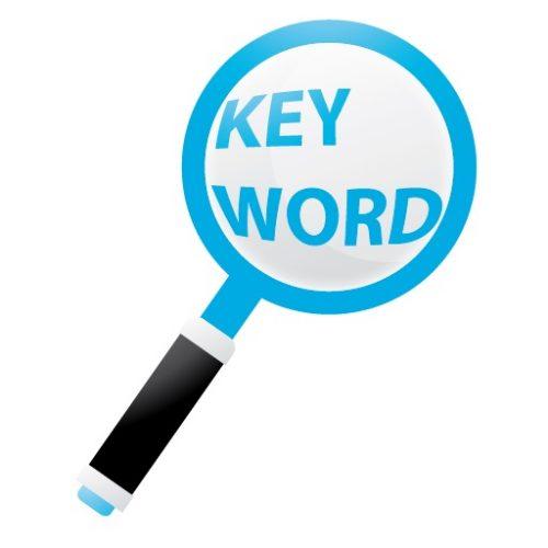 روش انتخاب کلمه کلیدی