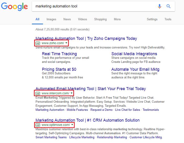 تبلیغات دیجیتال در موتورهای جستجو