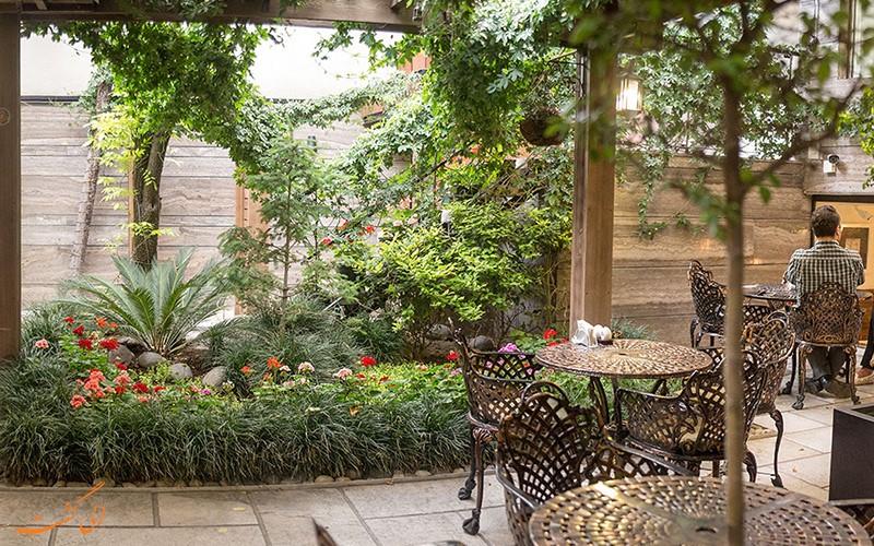 رستوران های گیاهی تهران