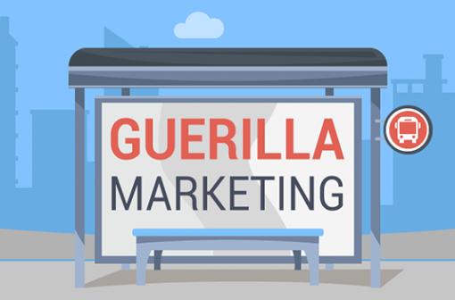 مثال گوریلا مارکتینگ