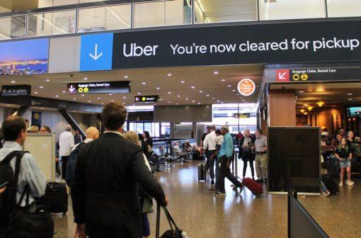 ممنوعیت ورود اسنپ در فرودگاه