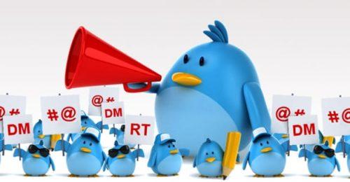 اینفلوئنسر مارکتینگ در توئیتر