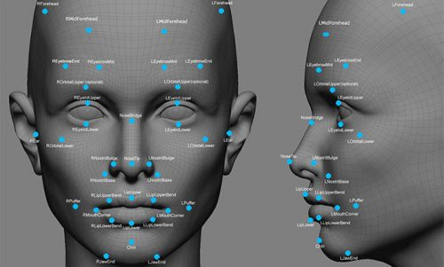 فناوری تشخیض چهره چگونه کار میکند