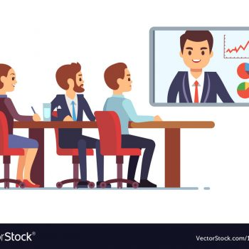 video-meeting-in-office-boardroom-with-ceo-and-vector-16632003