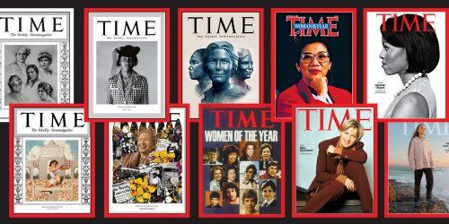 صد زن الهام بخش مجله تایم