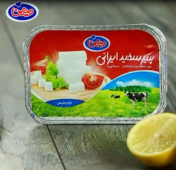 پنیر سنتی میهن