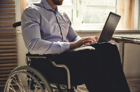تبلیغات با معلولین