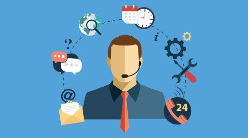 خدمات مشتری آنلاین