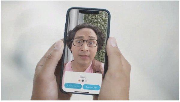 برنامه Warby Parker