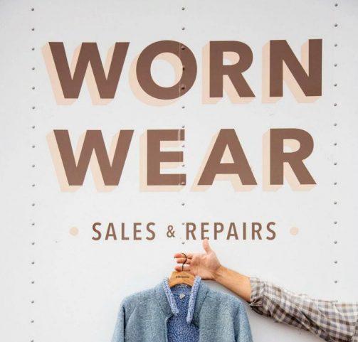 کمپین «Worn Wear»