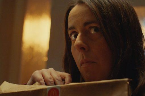 آگهی تبلیغاتی مک دونالد : چشم ها گرسنه اند