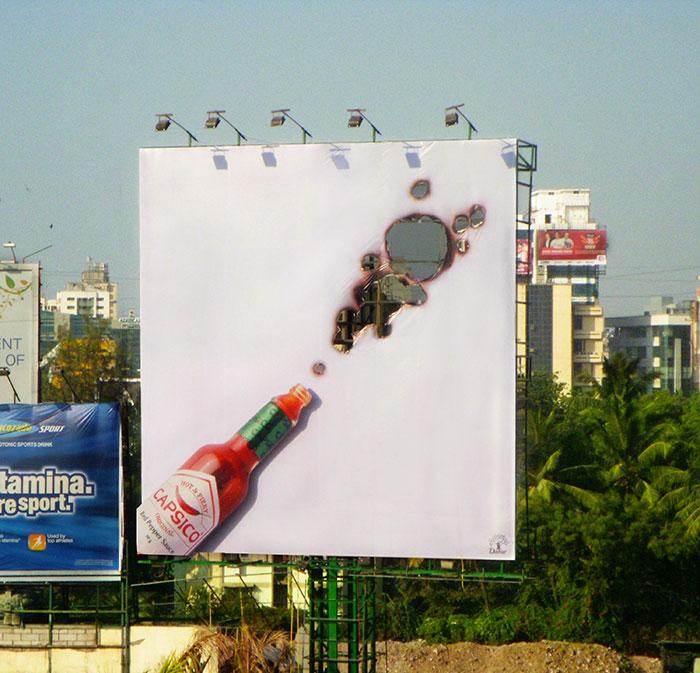 بیلبورد های تبلیغاتی هوشمندانه با جذابیت بصری شگفت انگیز   آیمارکتور