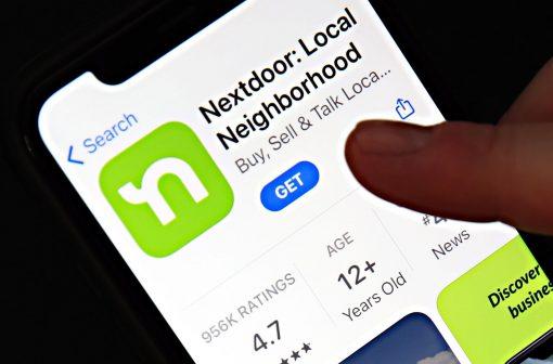 شبکه اجتماعی NextDoor | اپلیکیشن اندروید و آیفون نکست دور | آیمارکتور