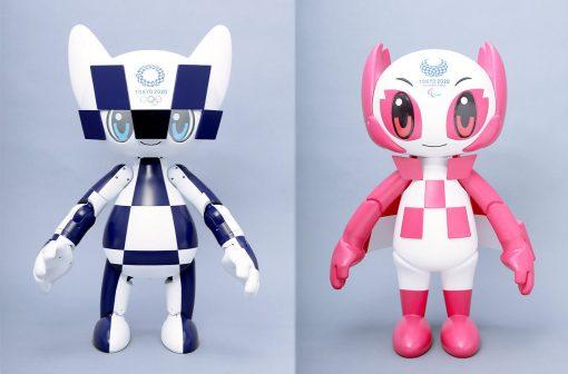 المپیک توکیو 2020 در تصرف ربات ها | آیمارکتور