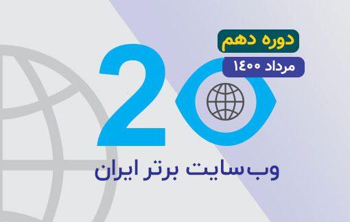 20 سایت برتر ایران در الکسا | آیمارکتور