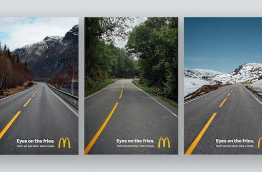 کمپین خلاقانه مک دونالد | آیمارکتور