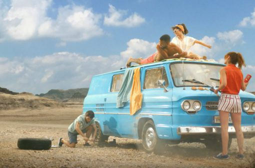 کمپین تابستانی چیپس پرینگلز   آیمارکتور