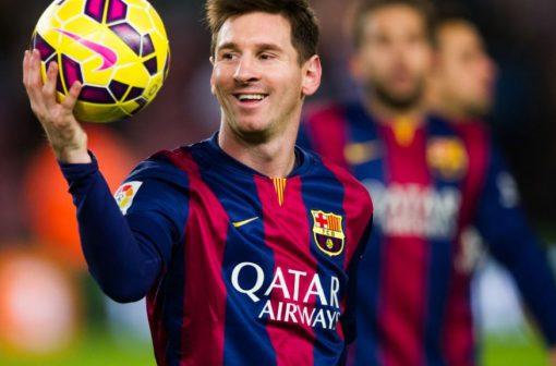 جدایی مسی از بارسلونا و پیوستن به پاری سن ژرمن و ادای احترام به برند Gatorade | آیمارکتور