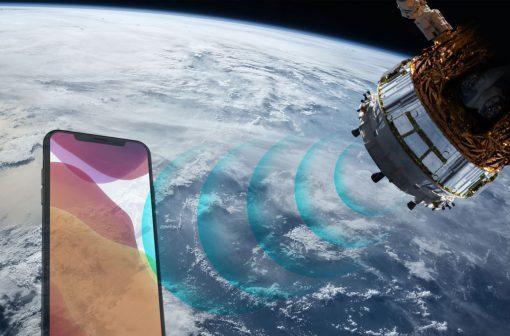 تلفن ماهواره ای آیفون 13