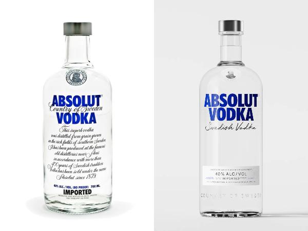 ابسولوت ودکا (Absolut Vodka) و تغییرات بزرگ آن در سال گذشته به همراه تاریخچه برند ابسلوت ودکا | آیمارکتور