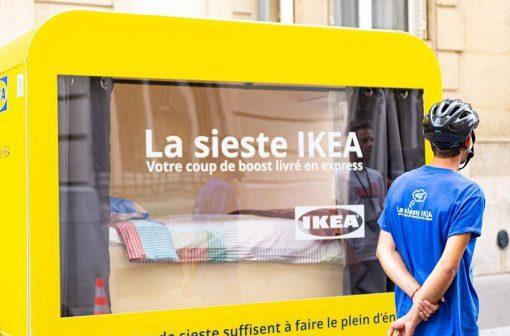 اتاق خواب سیار IKEA