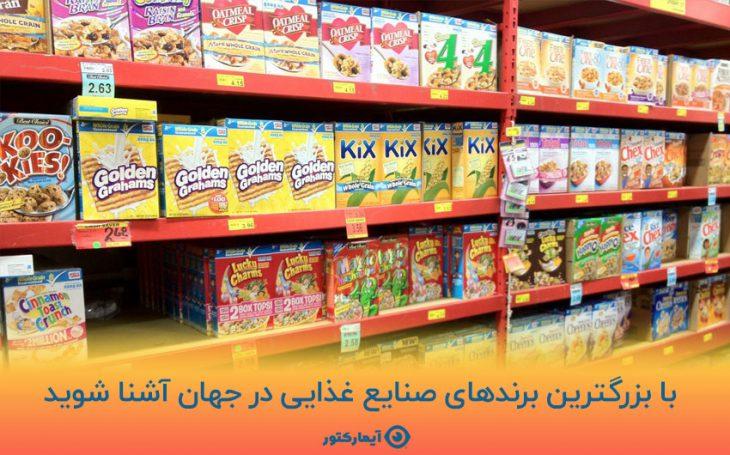 شرکت های مواد غذایی