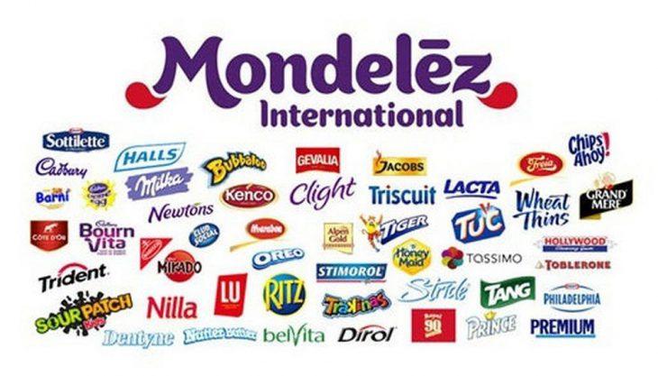 mondelez international هلدینگ